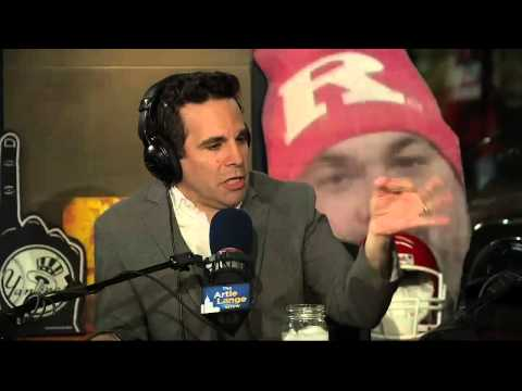 The Artie Lange   Mario Cantone Part 1  In The Studio