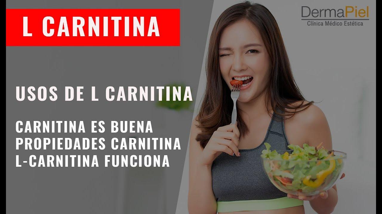 inyecciones l carnitina para adelgazar