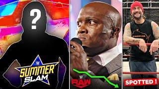 Summerslam 2021 SURPRISE RETURN Spoiler Cm Punk TRAINING For Return 2021 WWE Raw Ratings 2021