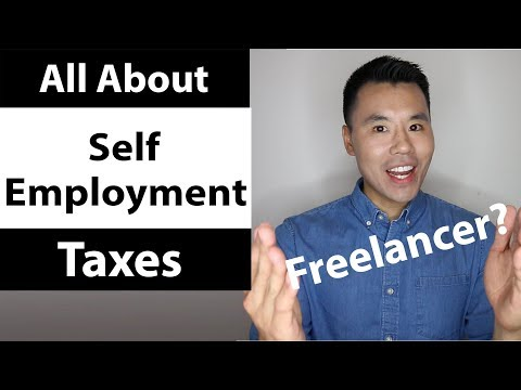 Self-Employment Taxes for Independent Contractors and Freelancers