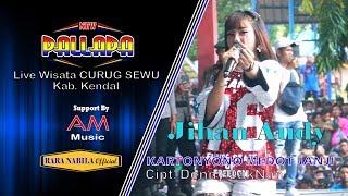 Download Mp3 Kartonyono Medot Janji  Cipt. Denny Caknan  Jihan Audy New Pallapa Wisata Curug