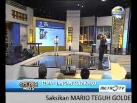 (6/7) Jangan Tolak Aku - Mario Teguh Golden Ways