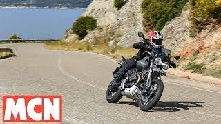 Moto Guzzi V85 TT first ride | MCN | Motorcyclenews.com