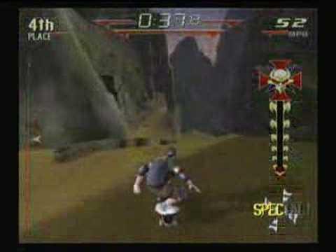 Tony Hawk's Downhill Jam (Wii) - Road to Cuzco