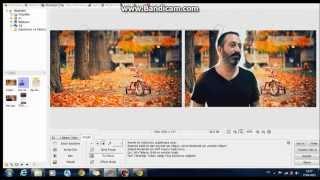 PhotoScape resme arkaplan ekleme -SESLİ ANLATIM-