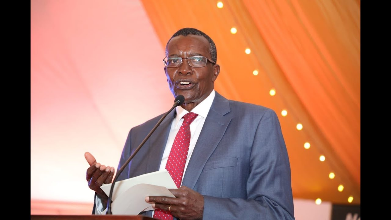 I will continue crying for the Kenyan people - Chief Justice Maraga