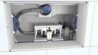 Geberit splachovací nádržka UP320