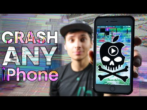 This Video Will CRASH ANY iPhone!