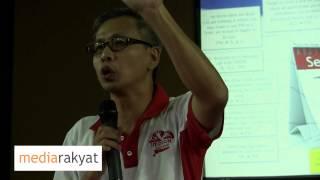 Tony Pua: Macam Mana Hutang 1MDB Boleh Mencecah RM42 Billion?