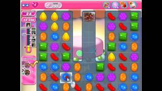 糖果粉碎传奇 第208关 Candy Crush Saga Level 208