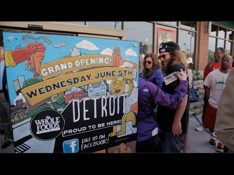 Detroit l Store Openings l Whole Foods Market