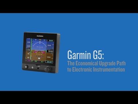 Garmin G5: The