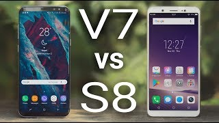 Vivo V7 vs Galaxy S8 | Quick Comparison