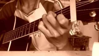 Tiết học cuối cùng- guitar