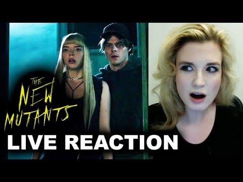 New Mutants Trailer REACTION
