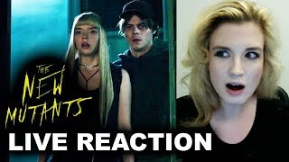 New Mutants Trailer REACTION