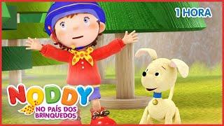 Noddy em Português   Compilação de 1 Hora   Desenhos Animados   Episodio Completo