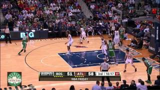 Avery bradley 28 points - highlights vs atlanta hawks 4/20/2012 - [hd]
