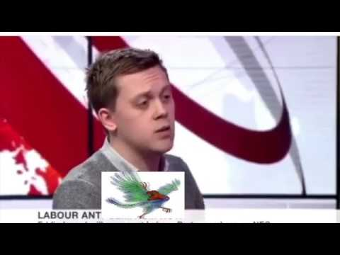 Owen Jones interview with the BBC about the Labour Party antisemitism problem