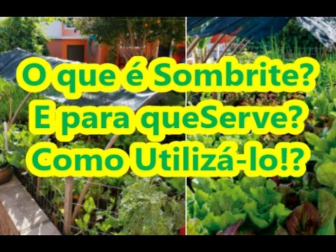 O que sombrite e para que serve como utiliz lo for Tipos de estanques para acuicultura