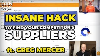 How I Find All My Competitor's Suppliers On Amazon FBA (Insane Hack)
