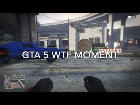 GTA V - WTF - AUTO BESTUREN