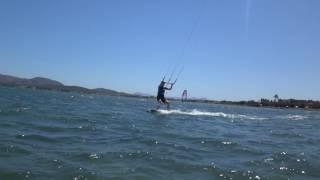 julia peak 12 kitesurfing lessons mallorca