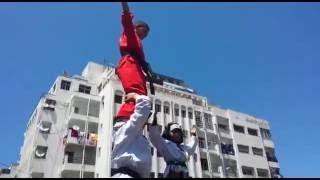 Arabs Got Talent - تحضيرات المشتركين لتجارب الاداء في المغرب