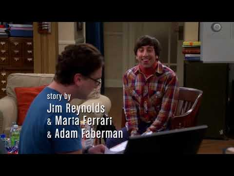 Big Bang Theory: When you met Bernadette the field of robotics really took a hit. REALLY FUNNY