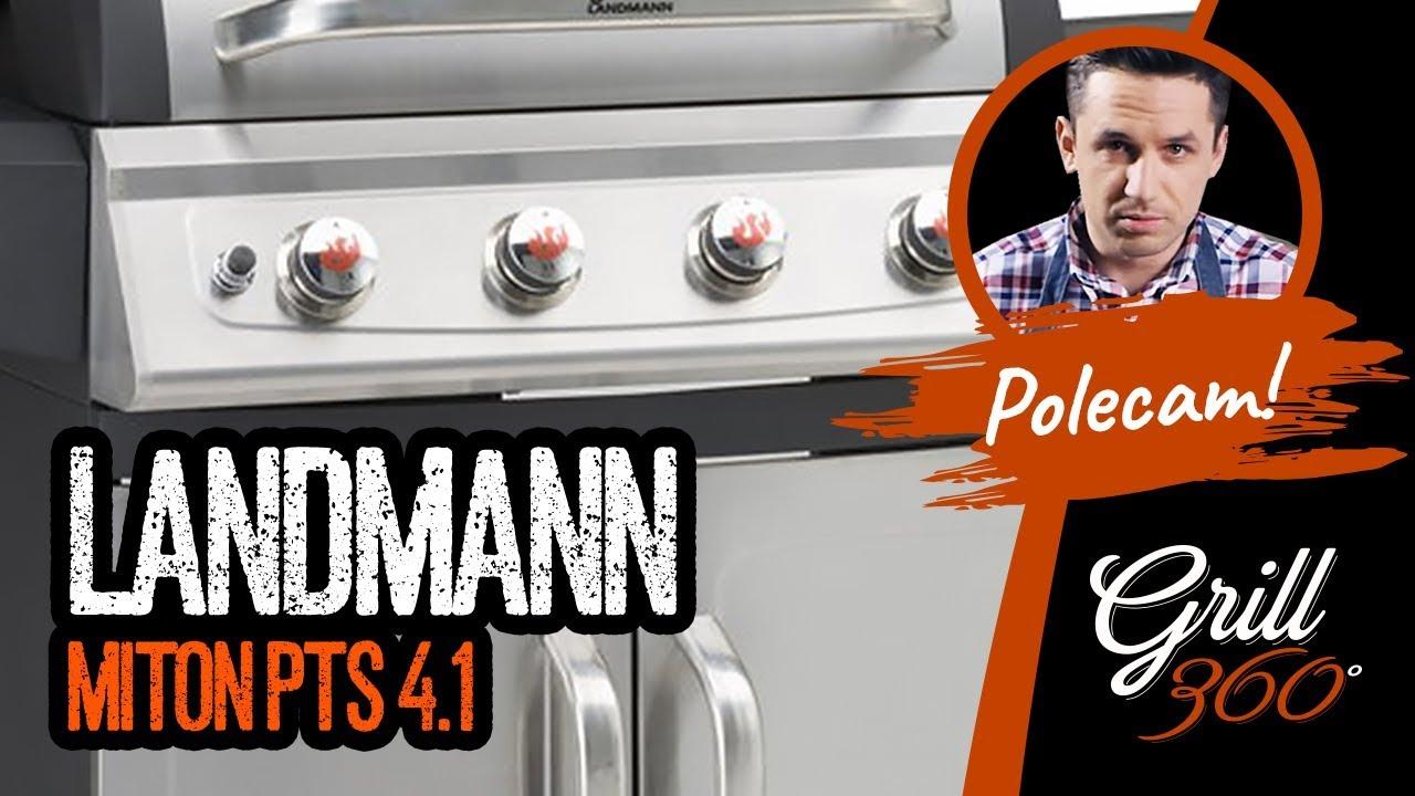 Landmann Holzkohlegrill Opinie : Landmann grill