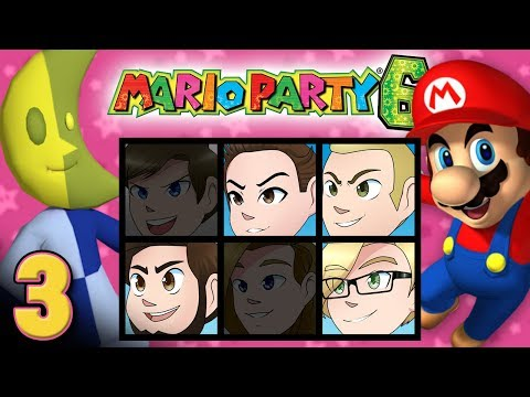 Mario Party 6: Calamity Launcher - EPISODE 3 - Friends Without Benefits