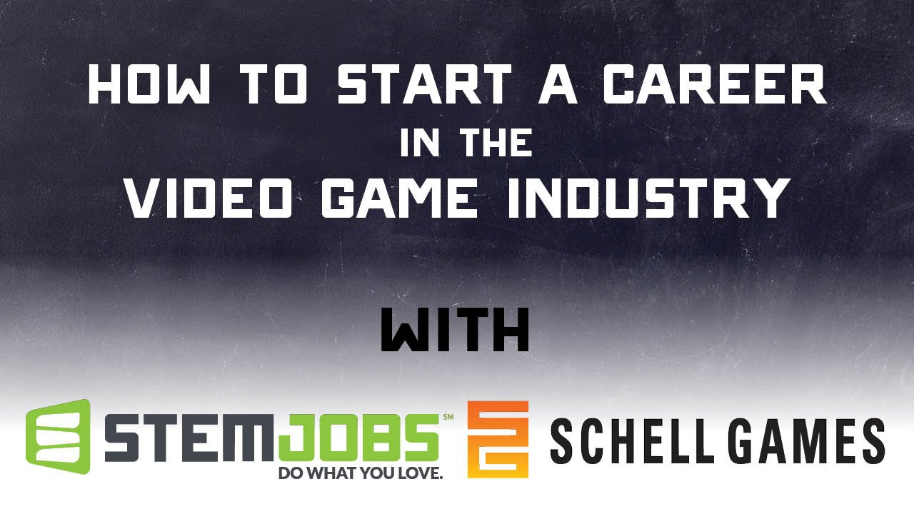 How You Can Work in the Gaming Industry