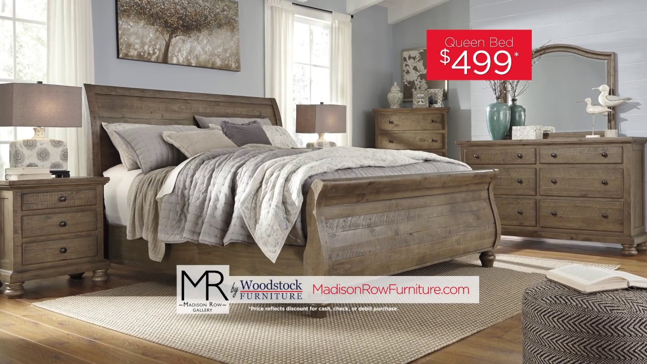 Madison Row Gallery By Woodstock Furniture