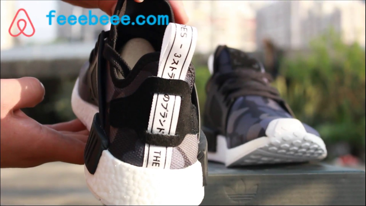 Adidas NMD XR1 vs R2 Sneaker Review and Unboxing
