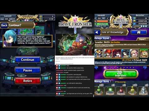 Brave Frontier x Guilty Gear Collab - Battle Royale Rift Event