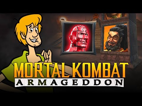 "SHAGGY DOESN&#;T GO HERE! – Armageddon: ""Kreate a Fighter"" Arcade Ladder! (Mortal Kombat  Kountdown)"