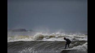 Ophelia : l'Irlande s'apprête à vivre une tempête sans précédent