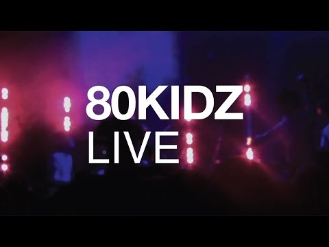 "80KIDZ ""LIVE 2014"" [Venge_SWG_Abdullah_Sting_Red Star_I Got a Feeling (feat. Benjamin Diamond)_Face]"