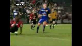 Nice 2-0 Bastia Ligue 1 10eme journee (2002-2003)