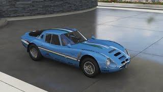Forza 6 Alpha Romeo Giulia (60fps)