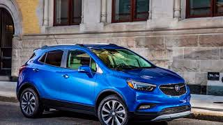 WOW! Buick Encore 2019 Exterior Interior Styling Design
