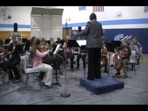 A Celtic Christmas Fantasy - 5th and 6th Grade Orchestra at WACO