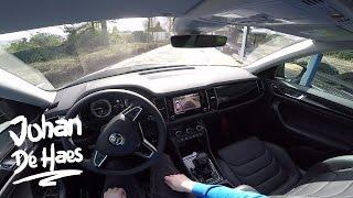 """Skoda Kodiaq """"Style"""" 2.0TDI 4x4 190hp POV Test Drive"""