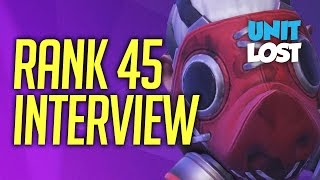 Overwatch - ELO Hell Exists? - Interview With A Rank 45 Player