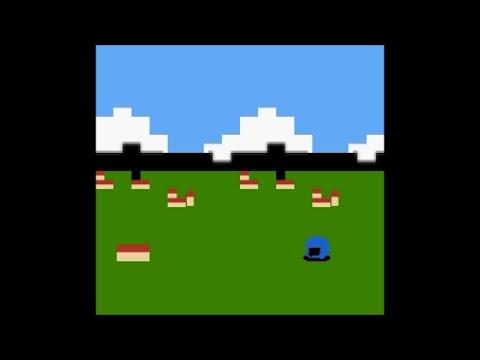 Mega Man 2 ROM Hack - Atari Man II - NES Longplay Let's Play