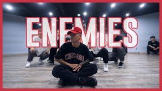 KAMEL class | Post Malone - Enemies feat. DaBaby | E DANCE STUDIO | 이댄스학원