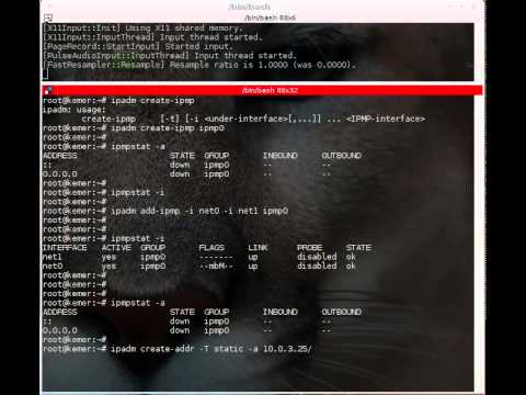 Solaris 11 network virtualization & Server Virtualization for cloud
