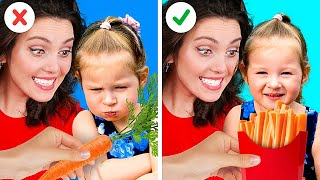 Cool And Easy Hacks For Smart Moms! Creative Parenting Ideas By A PLUS SCHOOL