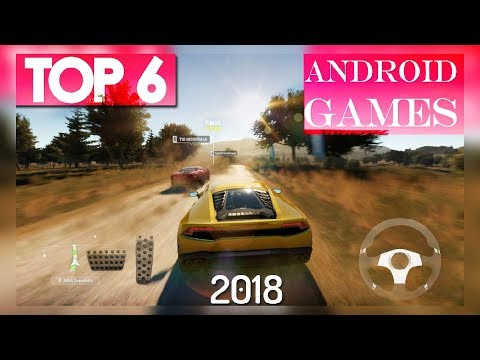 Top 5 Free Android Racing Games In 2018 Under 100mb