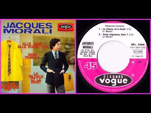 JACQUES MORALI (AGE 20) EP 1967 Side B